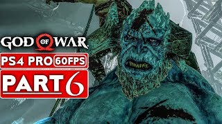 GOD OF WAR 4 Gameplay Walkthrough Part 6 [1080p HD 60FPS PS4 PRO] - No Commentary