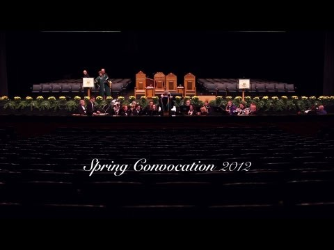 University of Alberta - Spring Convocation 2012
