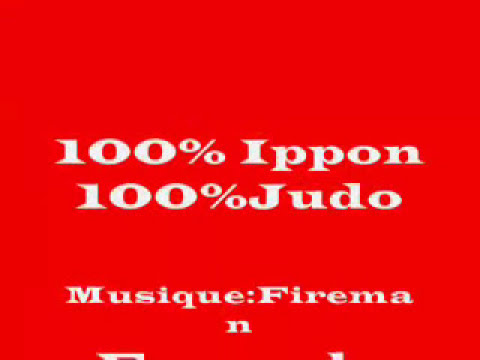 JUDO BEST-OF 100%ippon