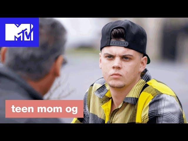Butch Makes Amends w/ Tyler & His Sister | Teen Mom OG | MTV