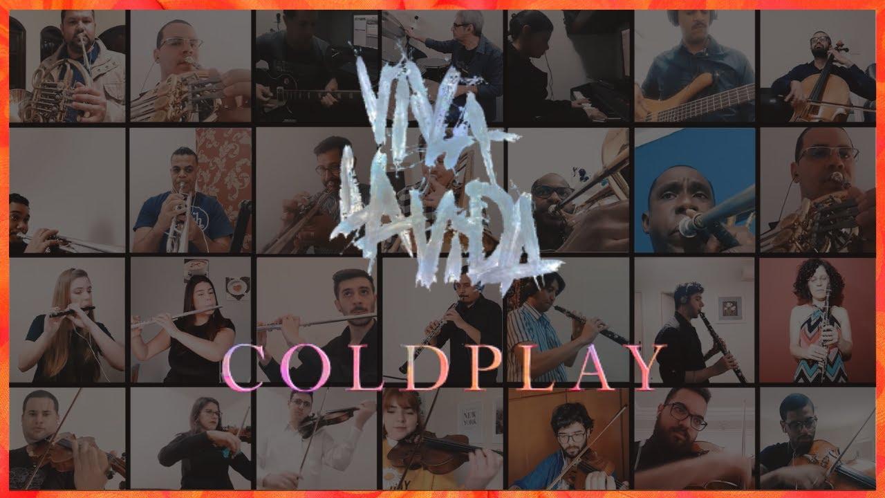 Viva La Vida COLDPLAY - Classical Cover by Sognatori Per Caso Música para Casamento