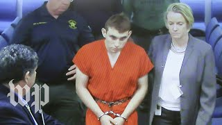 Nikolas Cruz status hearing