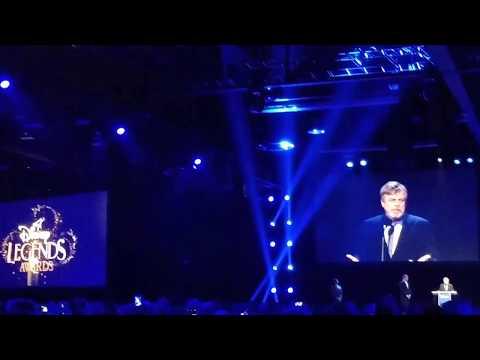Mark Hamill Disney Legend Speech D23 Expo 2017