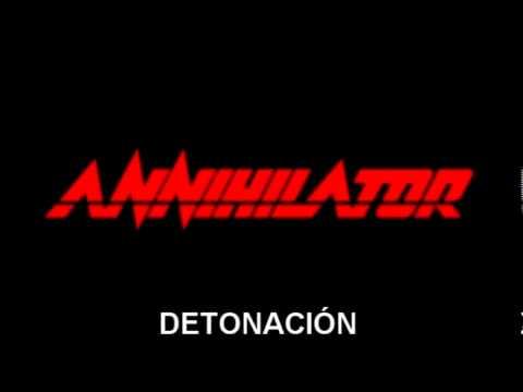 Annihilator Detonation Sub Español