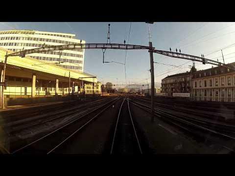 Genève - Brig part. 1
