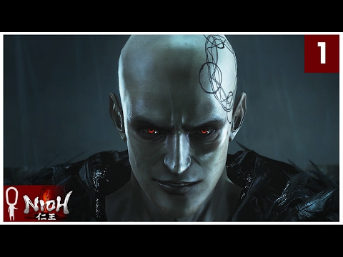 Nioh - Ep 1 - THE EXECUTIONER - Let's Play Nioh Gameplay PS4