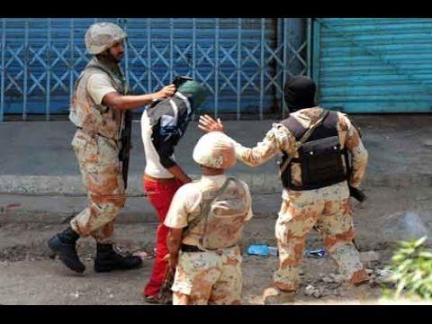 Takraar - 17 February 2016   Sensational Episode on Karachi Gang Wars