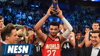 Jamal Murray Shines in Rising Stars Challenge