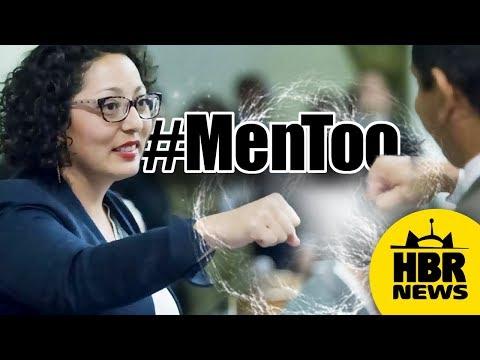 Leader of #MeToo Christina Garcia accused of sexual violation