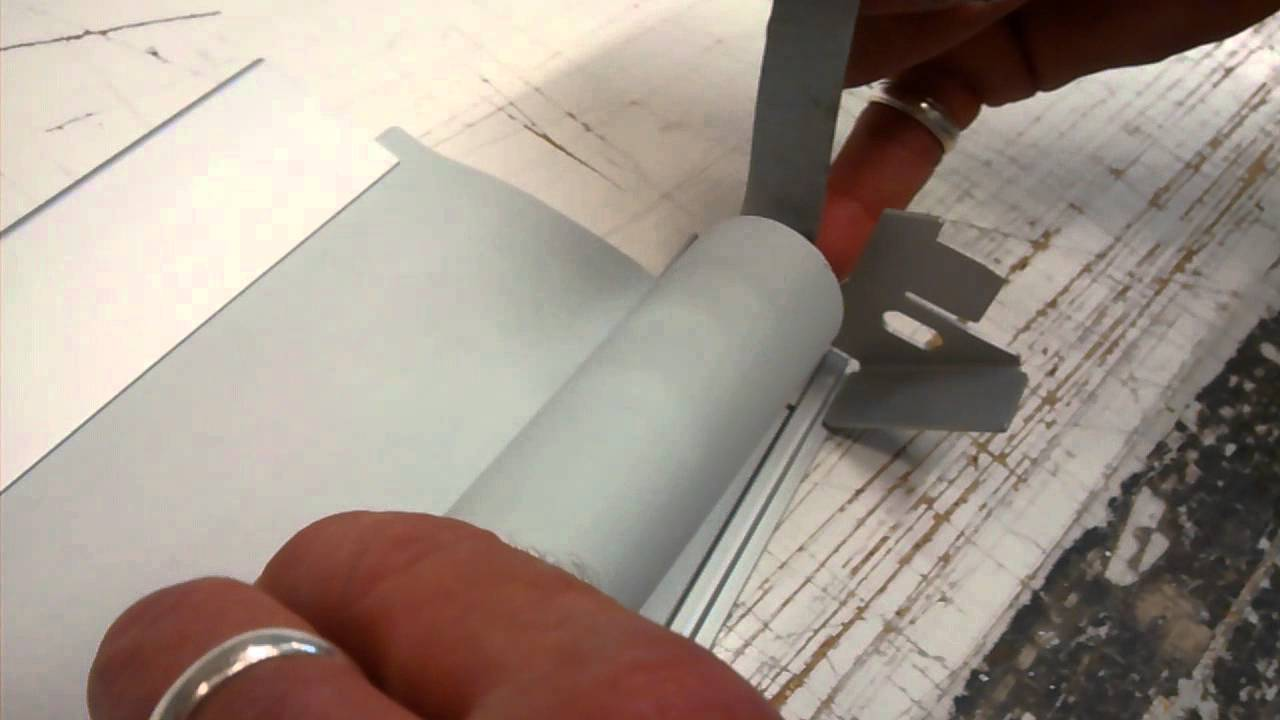 how to re tension a roof light roller blind youtube. Black Bedroom Furniture Sets. Home Design Ideas