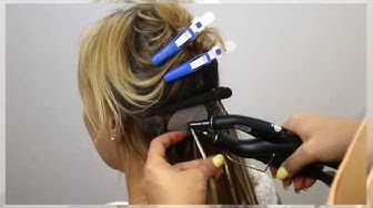 Sinettipidennykset - Hiustenpidennykset