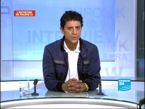 Entretien F24: Saïd Taghmaoui, acteur français