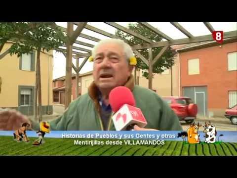 8ML viernes (3-6-16) HISTORIAS DE PUEBLOS desde VILLAMANDOS