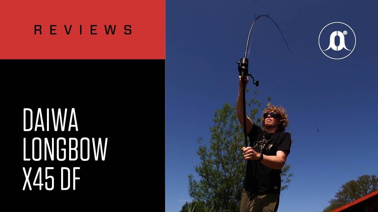 f7dc2b08603 CARPologyTV - Daiwa Longbow X45 DF Carp Rods Review - YouTube