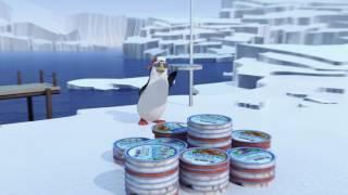 Один день из жизни пингвинов. Создание 3D анимации.