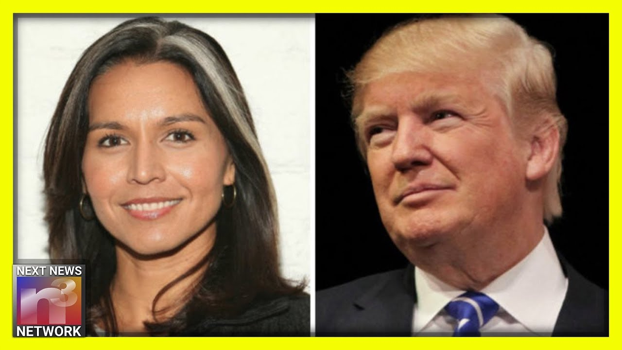 WOW! Tulsi Gabbard Shreds DNC and Defends Trump During Interview NOBODY Saw Coming