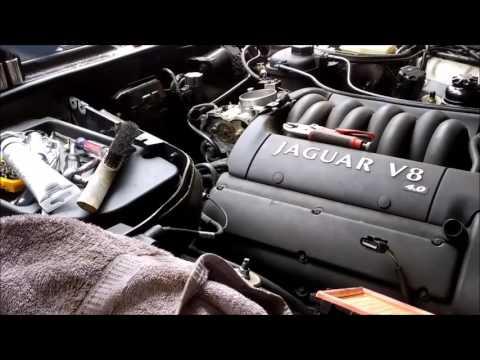 Jaguar throttle body repair