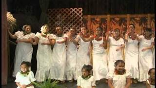 """A beautiful hula performance of """"Lei Hali'a"""" (Mothers and Daughters..."""