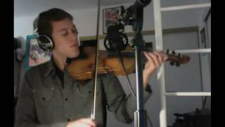 Kanye/Beethoven - Flashing Lights (VIOLIN COVER) - Peter Lee Johnson