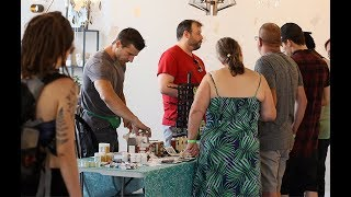 Pop-up cannabis market in Ford City(, 2018-07-29T19:23:51.000Z)