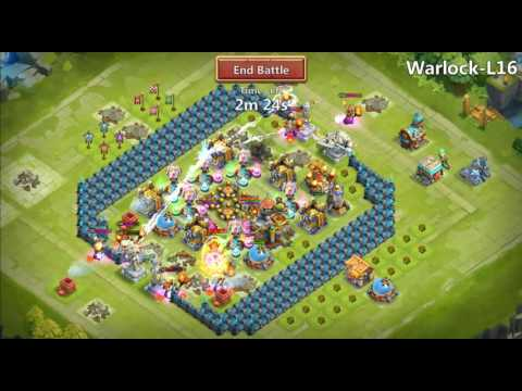 How To Magic Towers Work? Castle CLash Gaming