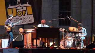 Dr. Lonnie Smith Trio at the 2013 Iowa City Jazz Festival