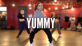 Download JUSTIN BIEBER - Yummy   Kyle Hanagami Choreography Mp3 and Videos