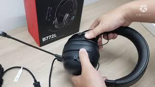 신제품 착용감이 정말 좋은 게이밍 헤드셋 앱코 B772…