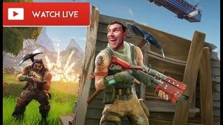 Fortnite- $20 PSN US code giveaway. Now also streaming on Twitch!
