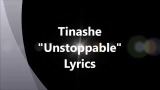 Watch Tinashe Unstoppable video
