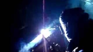 Video still for NYE Bucket Welding