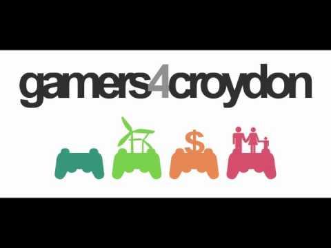 Gamers4Croydon and Michael Atkinson on TripleJ's Hack
