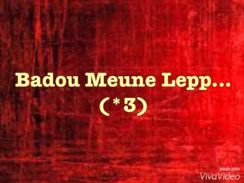 NIX _ Badou Meune Lepp (Lyrics)