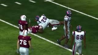 NCAA Football 07: Mississippi State Bulldogs vs Ole Miss Rebels