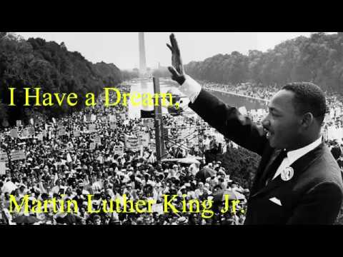 I Have a Dream, Martin Luther King Jr. Full Speech Best Audio
