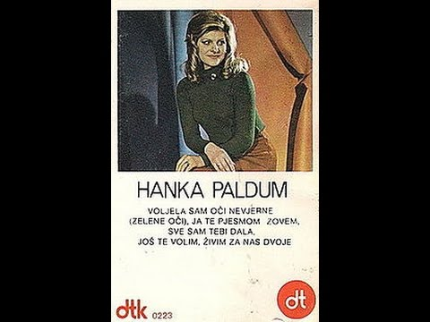 hanka-paldum-zelene-oci-hanka-paldum-official