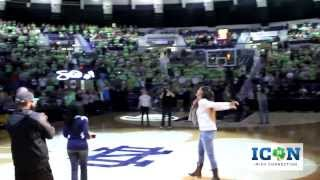 Irish Connection - Skylar Diggins Ring of Honor