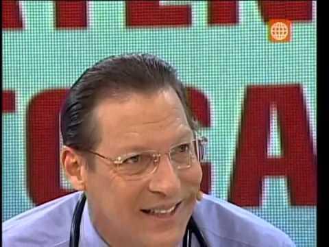Dr. TV Perú (23-10-2013) - B1 - Tema del día : La edad real de nuestra piel