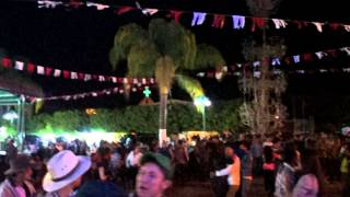 Pegaditas con Terrenal TecnoBanda - Fiestas Totolimispa 2014