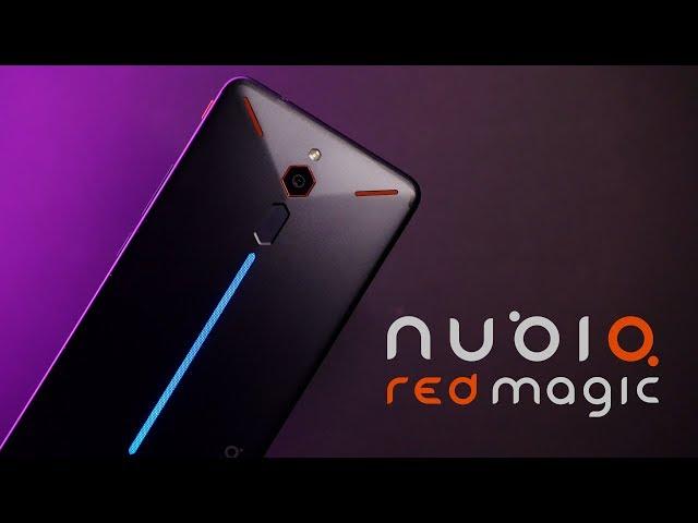 Nubia RED Magic  ▕ test,  recenzja #140