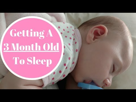 3 Month Old Bedtime Routine