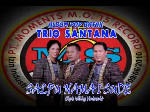 Trio Santana - Salpu Nama I Sude (Official Lyric Video)