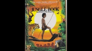 Opening To The Second Jungle Book:Mowgli And Baloo 1997 VHS