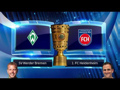 Werder heidenheim