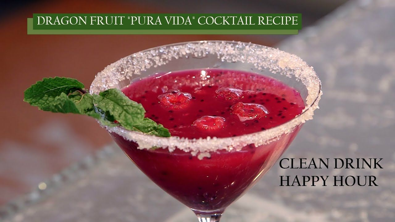healthy fruit punch recipe what is dragon fruit