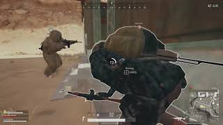 PUBG - Dinner Time! Mk14, AWM, M249 (Zone-Management is OP!)