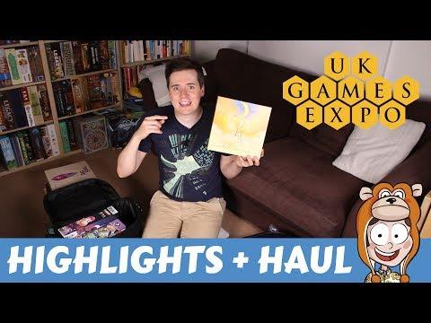 Top 10 UK Games Expo Highlights + Haul - Actualol