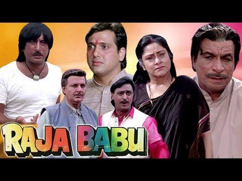 Govinda patches up between Aruna Irani & Kader Khan | 4K Video | Part 7 - Raja Babu thumbnail