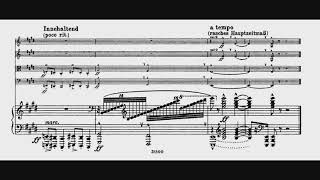 Erich Wolfgang Korngold – Piano Quintet op. 15(1921)(with full score)