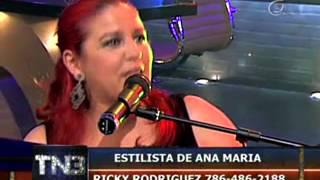 Orlando Fundichely y Ana María en TN3 - América TeVé